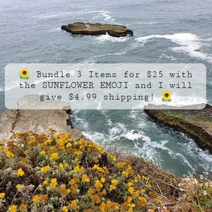 🌻 3 FOR $25🌻